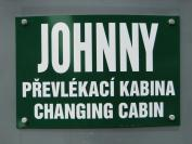 JOHNNY Šatna 4